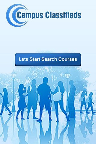 Android iPhone iPad Ratina Campus Classified Mobile Application Design & Development