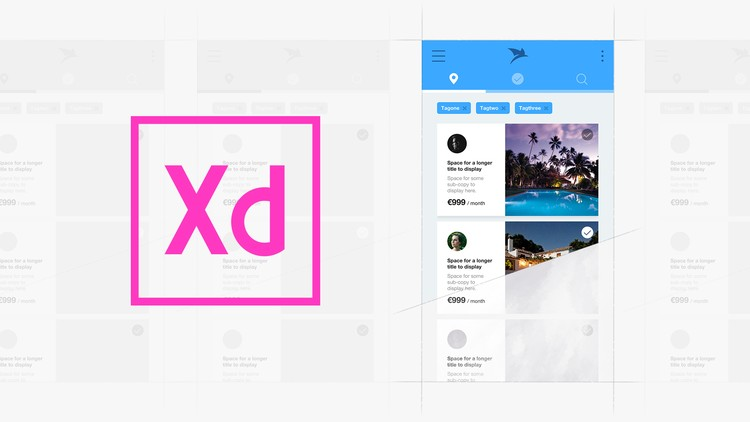 Free How to Design-Prototype in Adobe XD