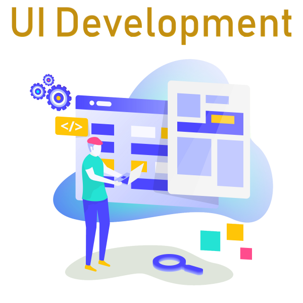 User Interface Development, Freelance UI Developer